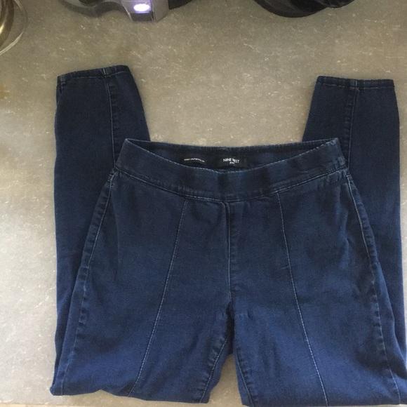 Nine West Denim - Nine West Skinny Pull on jeans